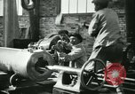 Image of 155mm artillery being loaded in World War I Saint Cloud France, 1918, second 2 stock footage video 65675022478