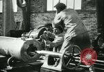 Image of 155mm artillery being loaded in World War I Saint Cloud France, 1918, second 3 stock footage video 65675022478