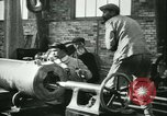 Image of 155mm artillery being loaded in World War I Saint Cloud France, 1918, second 5 stock footage video 65675022478