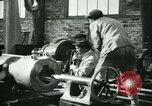Image of 155mm artillery being loaded in World War I Saint Cloud France, 1918, second 9 stock footage video 65675022478