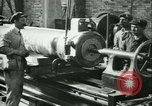 Image of 155mm artillery being loaded in World War I Saint Cloud France, 1918, second 11 stock footage video 65675022478