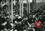 Image of Herbert Hoover US Food Administrator visits Citroen factory Paris France, 1918, second 5 stock footage video 65675022479
