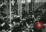 Image of Herbert Hoover US Food Administrator visits Citroen factory Paris France, 1918, second 6 stock footage video 65675022479