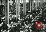 Image of Herbert Hoover US Food Administrator visits Citroen factory Paris France, 1918, second 7 stock footage video 65675022479