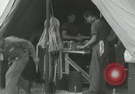 Image of Men of 111th and 154th Observation Squadron Galveston Texas USA, 1941, second 7 stock footage video 65675022503