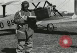 Image of German Biplane BFW Flamingo Germany, 1930, second 8 stock footage video 65675022513