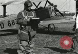 Image of German Biplane BFW Flamingo Germany, 1930, second 9 stock footage video 65675022513