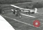 Image of German Biplane BFW Flamingo Germany, 1930, second 11 stock footage video 65675022513