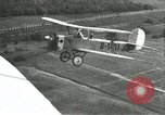 Image of German Biplane BFW Flamingo Germany, 1930, second 12 stock footage video 65675022513