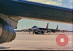 Image of Boeing B-47 Stratojet bomber MacDill Air Force Base Florida USA, 1954, second 2 stock footage video 65675022541