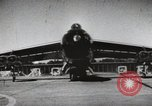 Image of Boeing B-47 Stratojet bomber Wichita Kansas USA, 1957, second 7 stock footage video 65675022554