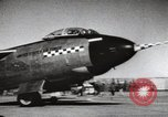 Image of Boeing B-47 Stratojet bomber Wichita Kansas USA, 1957, second 11 stock footage video 65675022554