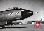 Image of Boeing B-47 Stratojet bomber Wichita Kansas USA, 1957, second 12 stock footage video 65675022554