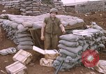Image of United States Marines Vietnam Khe Sanh, 1968, second 2 stock footage video 65675022560