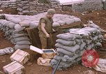 Image of United States Marines Vietnam Khe Sanh, 1968, second 8 stock footage video 65675022560