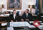 Image of dignitaries United States USA, 1967, second 11 stock footage video 65675022578