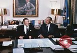 Image of dignitaries United States USA, 1967, second 12 stock footage video 65675022578