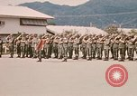 Image of Change of command Nha Trang Vietnam, 1968, second 10 stock footage video 65675022583