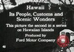Image of Parade in Hawaii Hawaii USA, 1916, second 3 stock footage video 65675022619
