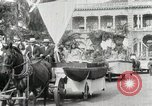Image of Parade in Hawaii Hawaii USA, 1916, second 12 stock footage video 65675022619