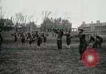 Image of US Army Soldiers butts rifle training United States USA, 1916, second 6 stock footage video 65675022630