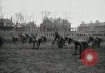 Image of US Army Soldiers butts rifle training United States USA, 1916, second 8 stock footage video 65675022630