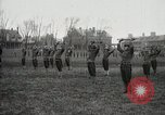 Image of US Army Soldiers butts rifle training United States USA, 1916, second 9 stock footage video 65675022630