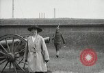 Image of US Army soldier shows cannon to woman United States USA, 1916, second 12 stock footage video 65675022633