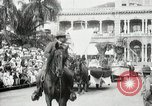 Image of Historical parade Hawaii USA, 1916, second 4 stock footage video 65675022635