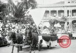 Image of Historical parade Hawaii USA, 1916, second 8 stock footage video 65675022635