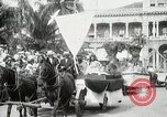 Image of Historical parade Hawaii USA, 1916, second 9 stock footage video 65675022635