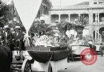 Image of Historical parade Hawaii USA, 1916, second 12 stock footage video 65675022635