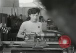 Image of Hawaiian woman Hawaii USA, 1944, second 8 stock footage video 65675022640