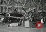 Image of B-24 Liberator and P-47 Thunderbolt Hawaii USA, 1944, second 10 stock footage video 65675022648