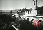 Image of San Juan Capistrano Mission California United States USA, 1934, second 4 stock footage video 65675022656