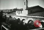 Image of San Juan Capistrano Mission California United States USA, 1934, second 8 stock footage video 65675022656