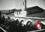 Image of San Juan Capistrano Mission California United States USA, 1934, second 10 stock footage video 65675022656