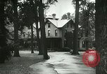 Image of United States President's houses Ohio United States USA, 1934, second 2 stock footage video 65675022658