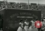 Image of Statehood celebrations Hawaii USA, 1959, second 9 stock footage video 65675022665