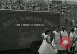 Image of Statehood celebrations Hawaii USA, 1959, second 10 stock footage video 65675022665