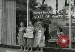 Image of Statehood celebrations Honolulu Hawaii USA, 1959, second 9 stock footage video 65675022666