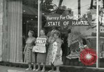 Image of Statehood celebrations Honolulu Hawaii USA, 1959, second 10 stock footage video 65675022666