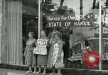 Image of Statehood celebrations Honolulu Hawaii USA, 1959, second 11 stock footage video 65675022666