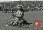Image of Statehood celebrations Hawaii USA, 1959, second 4 stock footage video 65675022667