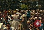 Image of Hawaii Statehood celebrations Honolulu Hawaii USA, 1960, second 10 stock footage video 65675022670