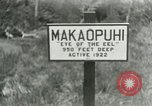 Image of Makaopuhi volcano Hawaii USA, 1928, second 12 stock footage video 65675022677