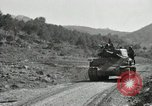Image of Infantrymen riding on M46 tanks Korea, 1951, second 12 stock footage video 65675022679