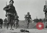 Image of 187th Airborne Regimental Combat Team Korea Munson-ni, 1951, second 8 stock footage video 65675022685