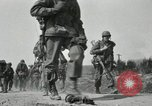 Image of 187th Airborne Regimental Combat Team Korea Munson-ni, 1951, second 9 stock footage video 65675022685