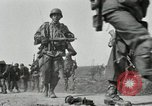 Image of 187th Airborne Regimental Combat Team Korea Munson-ni, 1951, second 10 stock footage video 65675022685